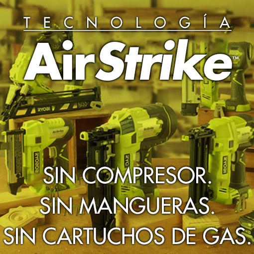 Tecnología Airstrike