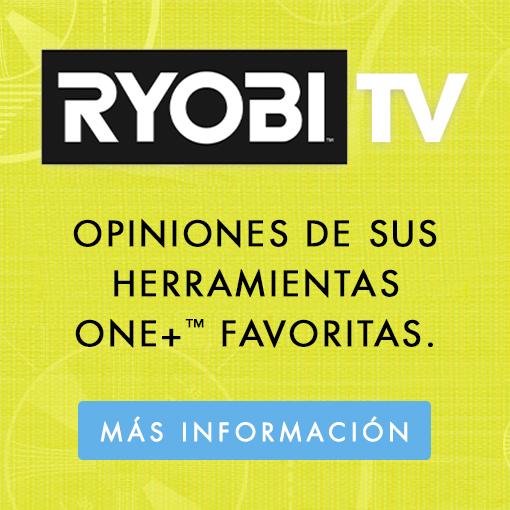 Ryobi TV