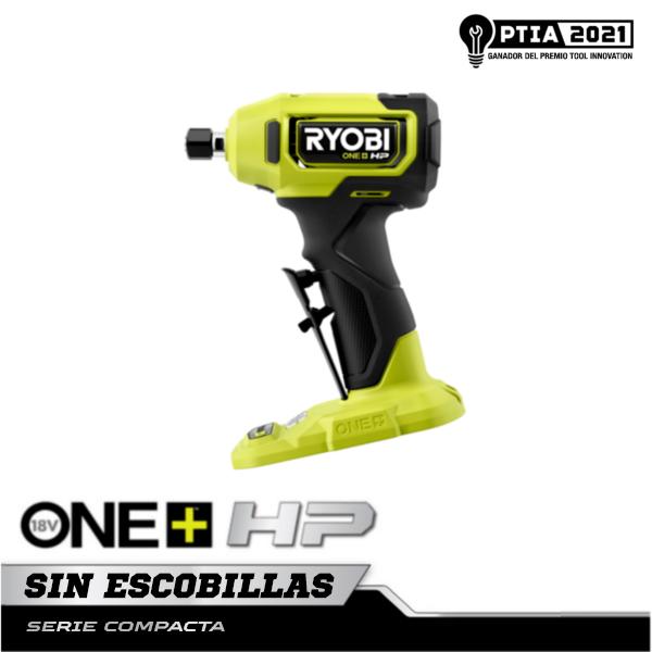"Foto del producto: Amoladora angular COMPACTA ONE+ HP, de 1/4"", SIN ESCOBILLAS, 18 V"